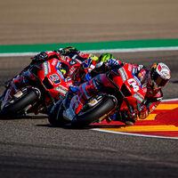 """El fuego amigo de Ducati mosquea a Andrea Dovizioso: """"Es una desilusión más humana que deportiva"""""""