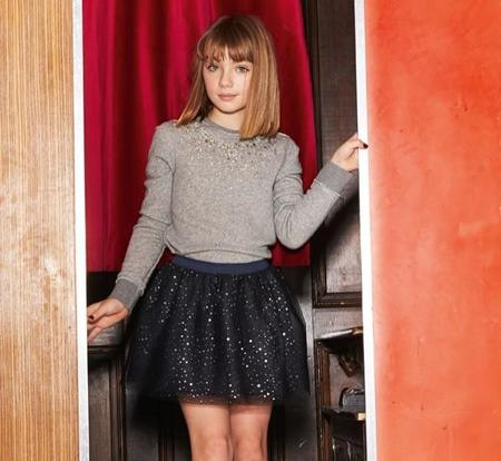 Sisley Young propone un estilo moderno para los peques en Navidad