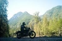 Ural ST, por fin fabrican una moto sin sidecar