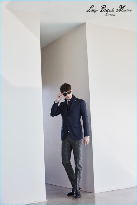 Luigi Bianchi Mantova 2016 Fall Winter Collection Lookbook 003