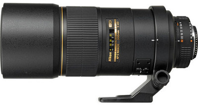 El esperado objetivo Nikkor AF-S 300 mm f/4 FL VR de Nikon podría estar al caer