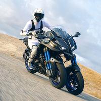 Yamaha Niken, una revolucionaria moto deportiva con tres ruedas y alma de MT-09