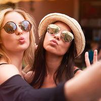 De Instagram a Snapchat, aquí una guía para hacer selfies más fashion