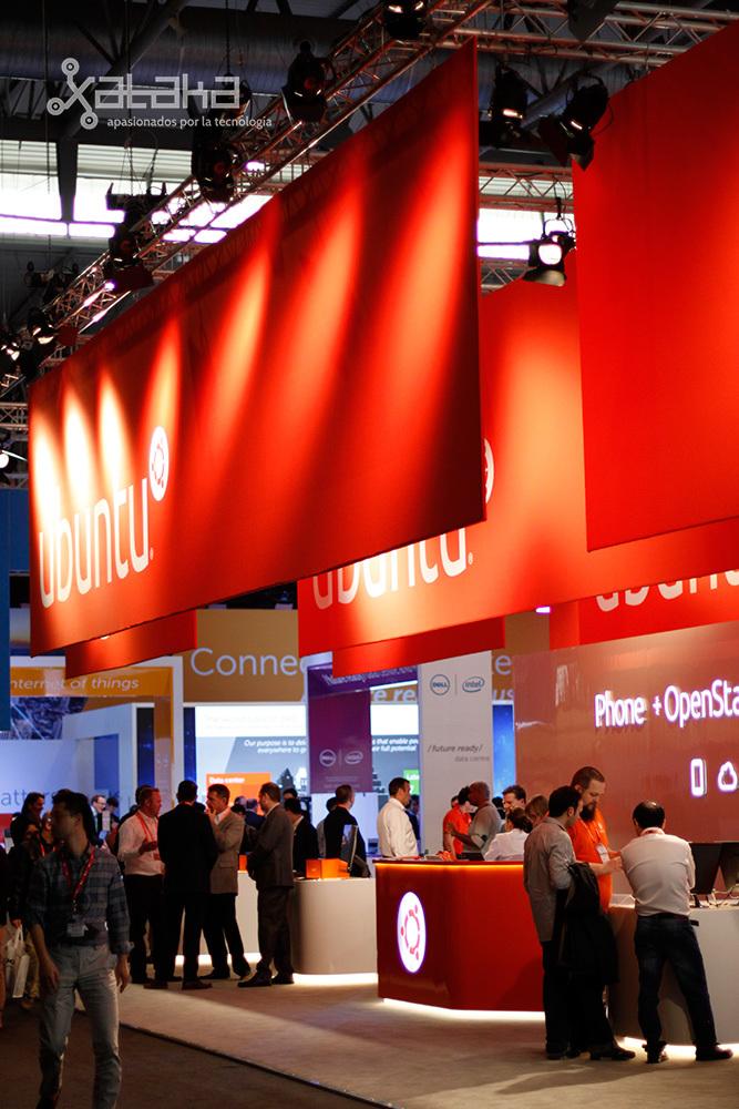 Foto de Canonical y Ubuntu en MWC16 (11/23)