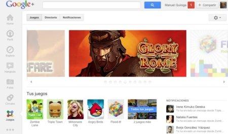Comienzan a desaparecer juegos de Google Plus por falta de usuarios
