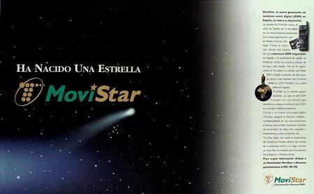 Primer Anuncio Movistar 1995