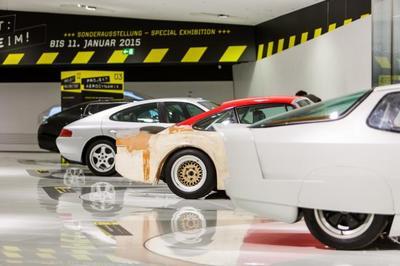 """Visita al Museo Porsche: la colección """"Project: Top Secret!"""" (parte 2)"""