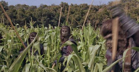El planeta de los simios 2