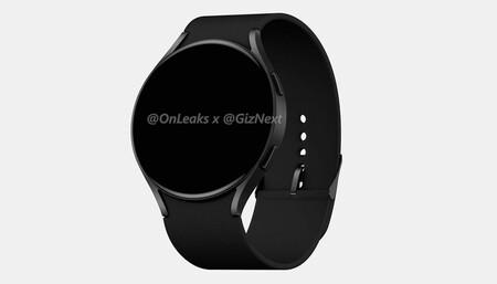 El Samsung Galaxy Watch Active 4 desvela su diseño por completo en imágenes filtradas