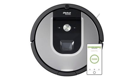 El Roomba 965, en MediaMarkt, está ahora a su mejor precio, por 479 euros