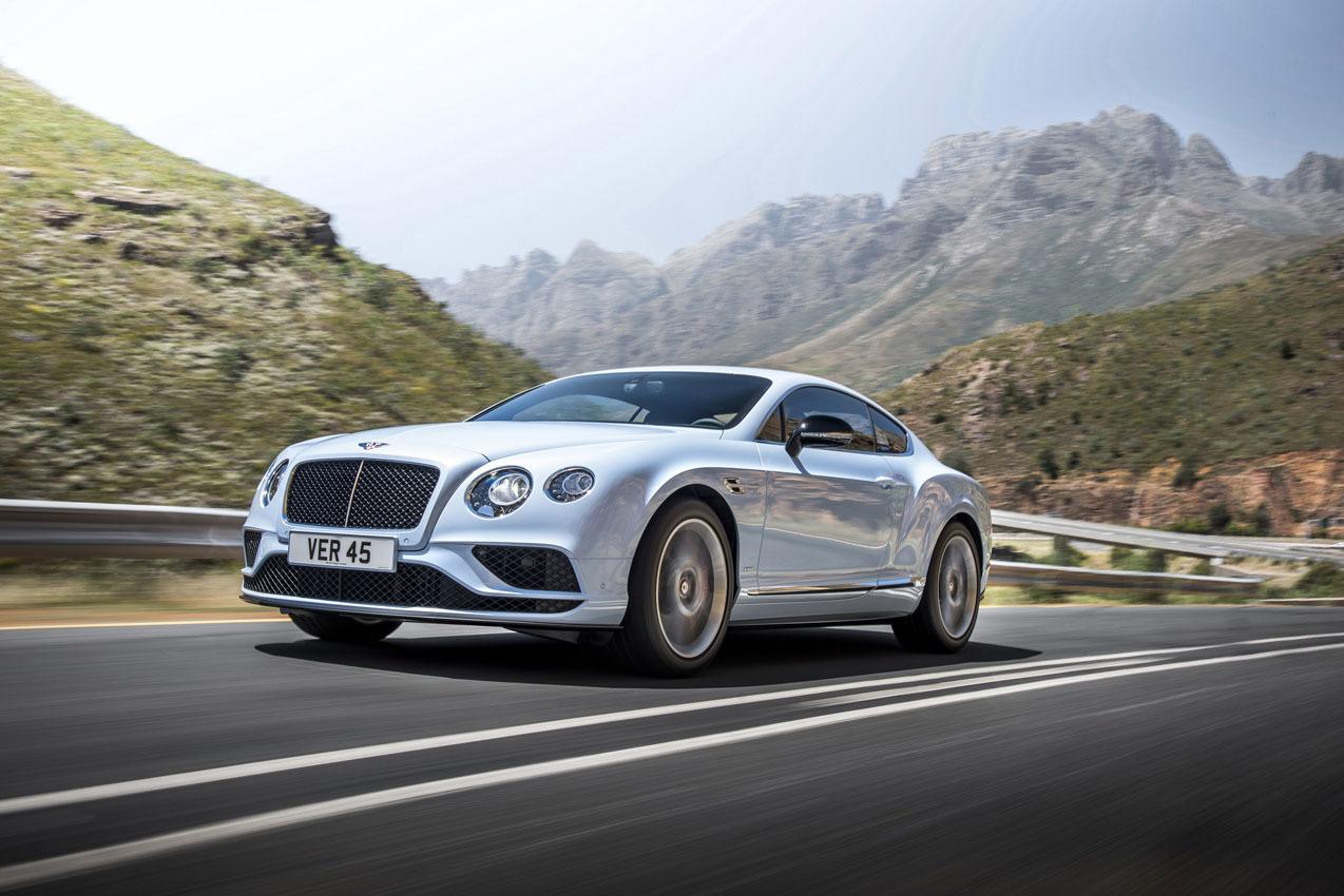 Foto de Bentley Continental 2015 (22/27)