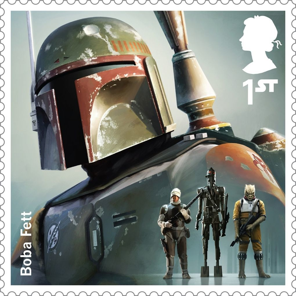 Foto de Star Wars Royal Mail (5/13)