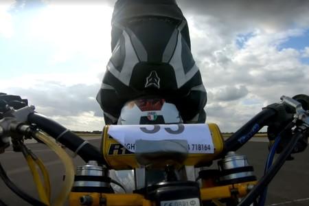 Record Guinness Moto Pino Velocidad 1