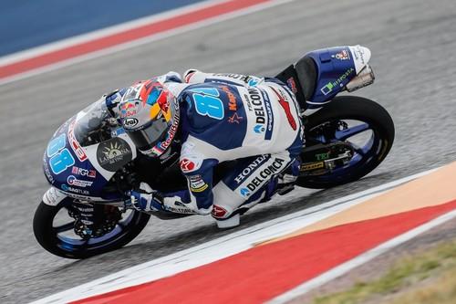 Jorge Martín recupera el liderato de Moto3 con una victoria impecable en el GP de las Américas