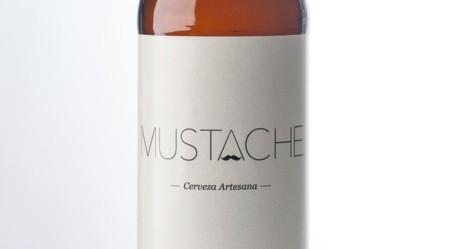 Una cerveza hipster que se presenta con bigote. Llega Mustache, 100% Made in Spain