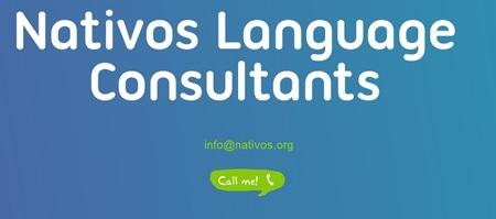 Nativos ofrece traducciones útiles al inglés gratis para desempleados, emprendedores y ONG