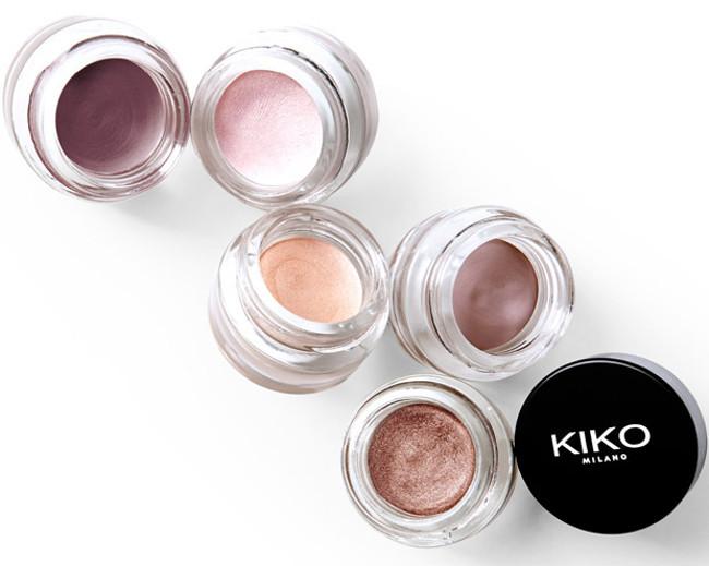 Kiko Sombras Cream Crush