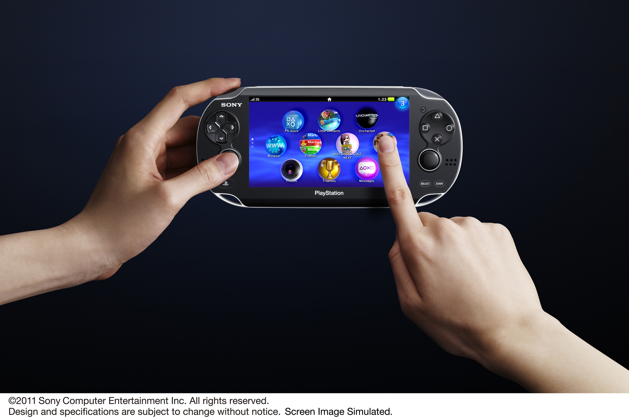 Foto de PlayStation Vita (5/11)