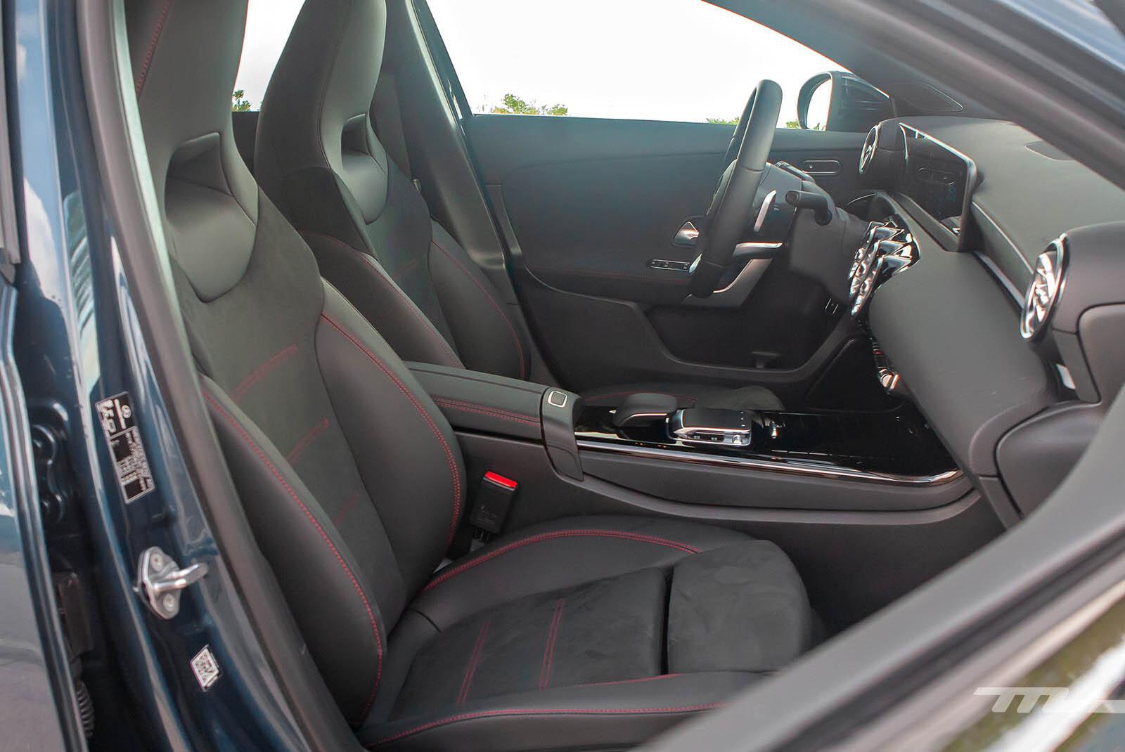 Foto de Mercedes-Benz A 250e prueba (12/23)