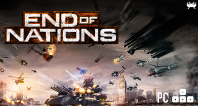 'End of Nations'. Lo probamos de nuevo y entrevistamos a Chris Lena, senior producer de TRION Worlds
