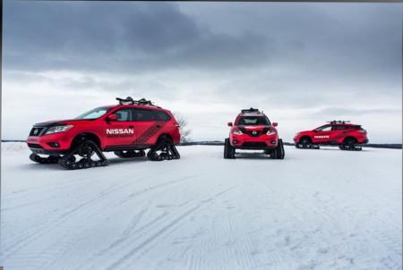Nissan Winter Warriors 3
