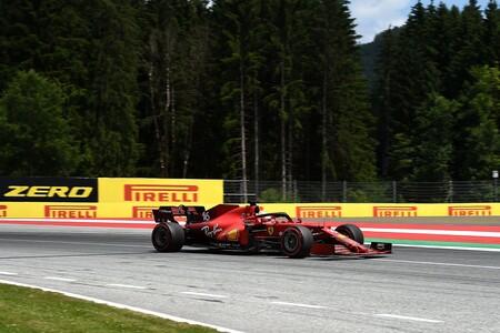 Leclerc Estiria F1 2021