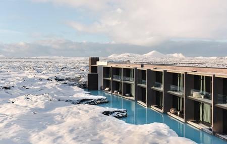 The Retreat Hotel en el Blue Lagoon Islandia, el retiro ideal para desconectarte de todo, en un entorno espectacular y a todo lujo