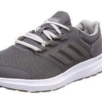 Las zapatillas Adidas Galaxy 4 están disponibles en gris por 39,95 euros con envío gratis en Amazon