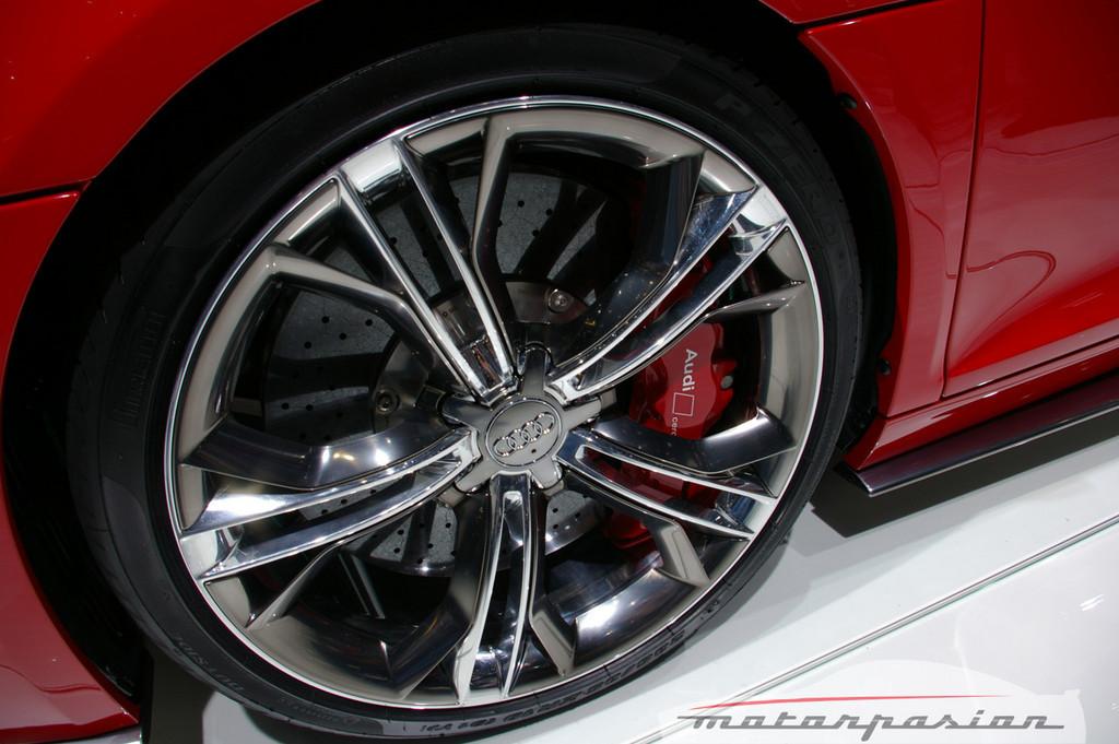 Foto de Audi R8 TDI Le Mans en el salón de Ginebra (11/19)