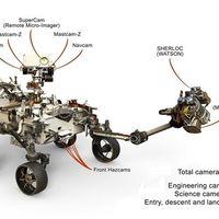 """El próximo rover de la NASA tendrá más """"ojos"""""""
