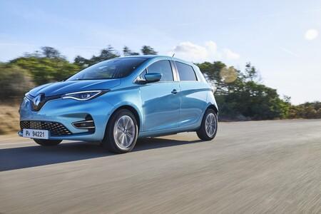 El Renault ZOE domina el ranking de los 10 coches eléctricos más vendidos en Europa en 2020