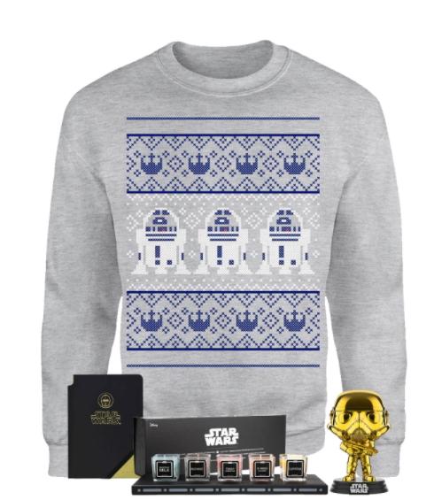 Star Wars Officially Licensed MEGA Christmas Gift Set