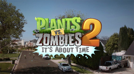 Plants vs Zombies 2 ya está disponible en México