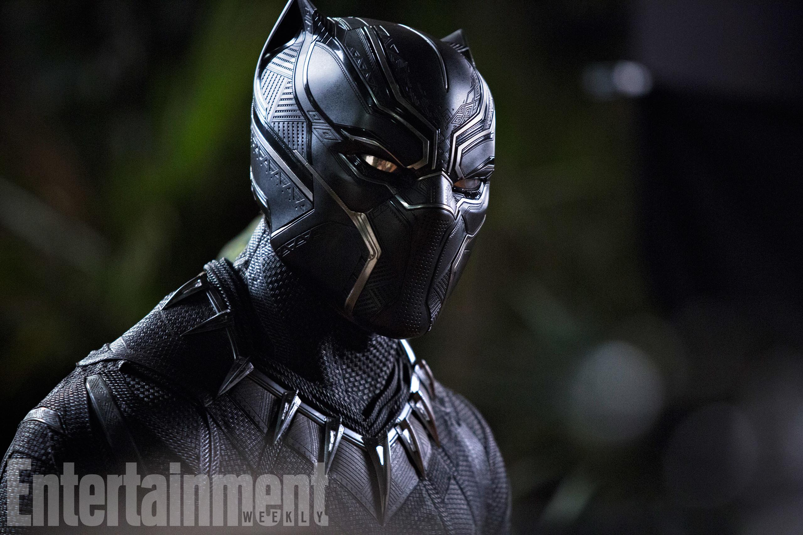 Nuevas imágenes oficiales de 'Black Panther'