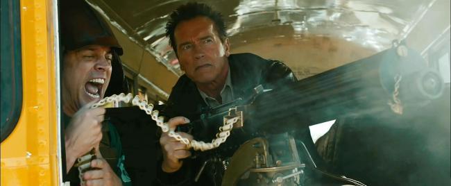 Imagen de la película 'El último desafío'