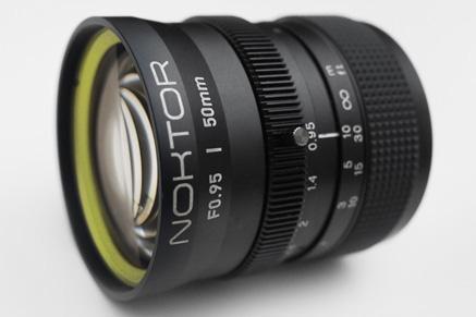 El Noktor 50mm F0,95 para Micro Cuatro Tercios se hace oficial