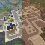 El meteorito de Fortnite no ha destruido Pisos Picados, pero los jugadores sí