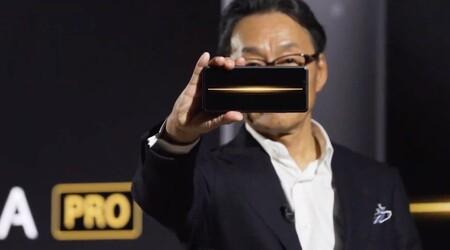 El Sony Xperia Pro cuesta 2.500 dólares: un alto e inesperado precio para un móvil poco corriente (y de hace un año)