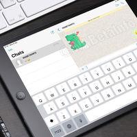 La app de WhatsApp para iPad está lista y llegará al mismo tiempo que la función multidispositivo, según WaBetaInfo