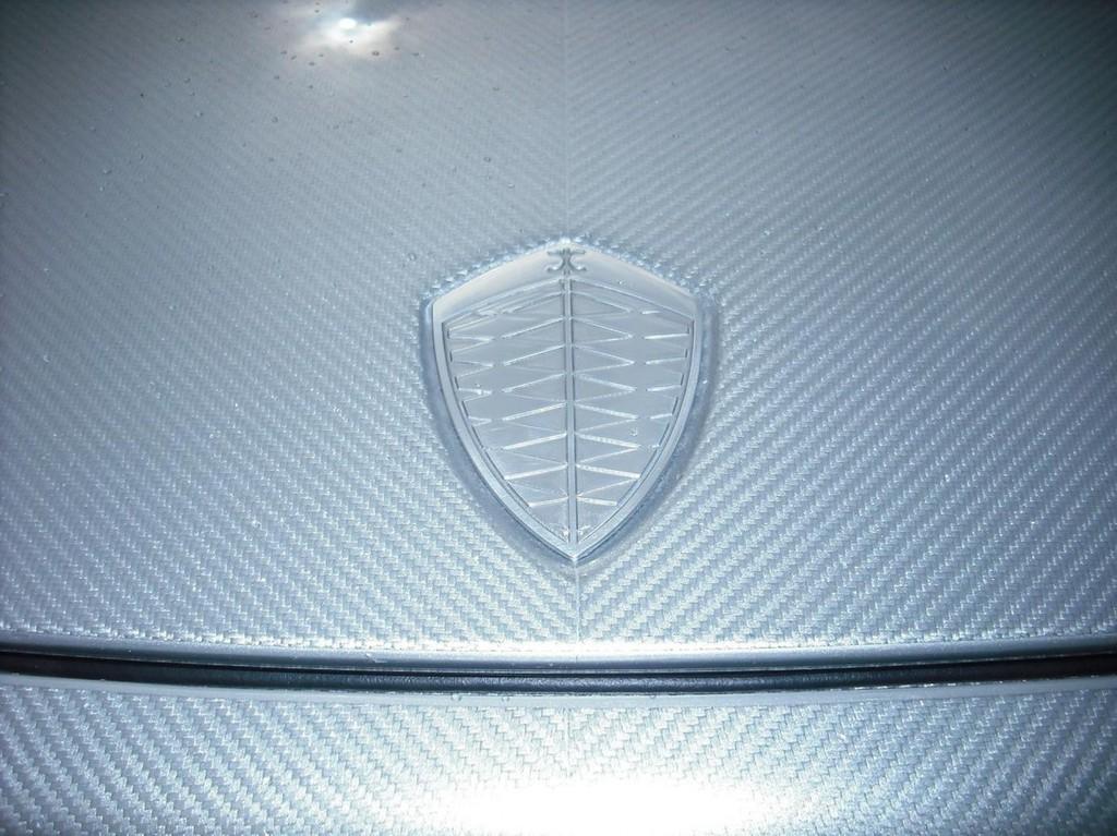 Foto de Koenigsegg CCXR Trevita (3/13)