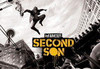 'inFAMOUS: Second Son' sigue desvelando los poderes de Delsi [GC 2013]