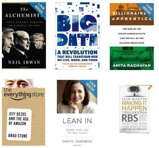 Los mejores libros de negocios del 2013