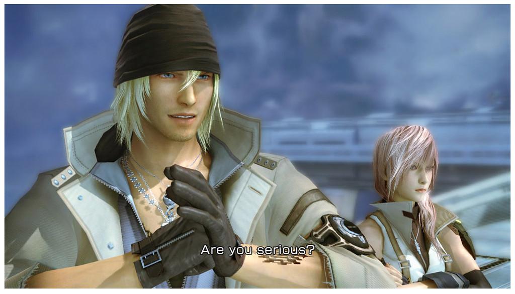 Foto de 'Final Fantasy XIII', nuevas imágenes (11/21)