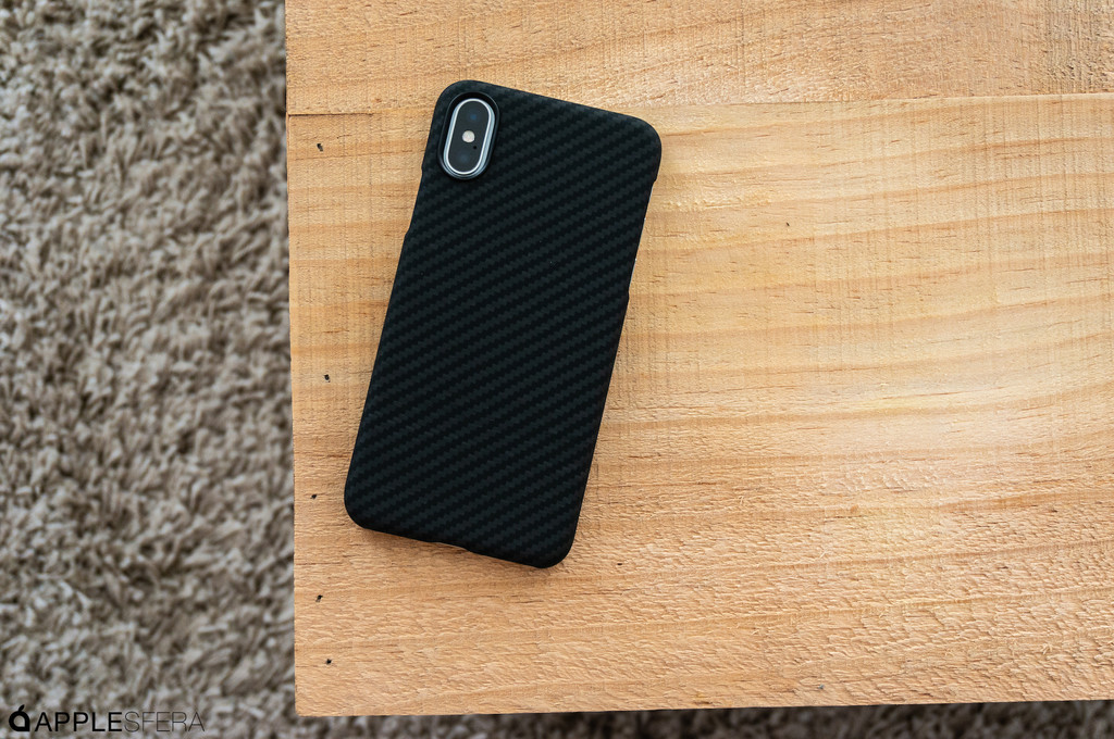 Funda Antibalas Iphone Applesfera Pitaka Magcase 08
