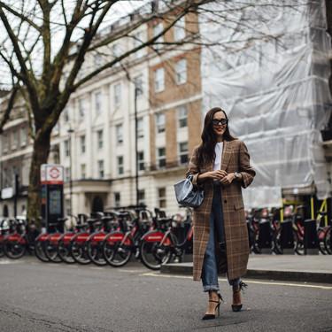 No te deshagas tan rápido de tus prendas de cuadros, te damos 27 ideas de street style para renovarlas