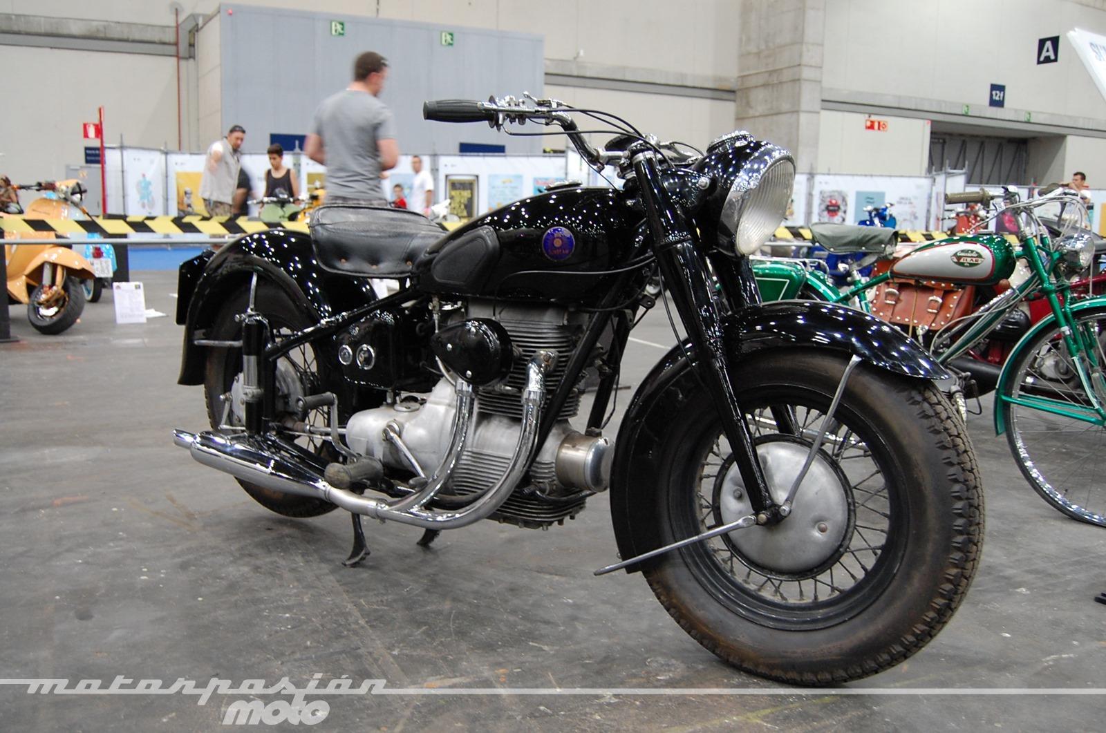 Foto de Mulafest 2014, exposición de motos clásicas (8/35)