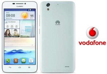 Precios Huawei Ascend G630 con Vodafone y comparativa con Yoigo