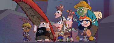 Todos los estrenos de Disney+ en agosto de 2020: 'Phineas y Ferb, la película: Candace contra el universo' y 'Howard'