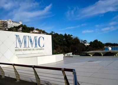 Visita al Museo Marítimo del Cantábrico en Santander