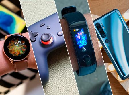 Los 25 análisis de noviembre de Xataka: 10 móviles, 4 PCs, wearables, drones y todas nuestras reviews con sus notas